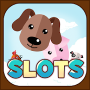 Crazy Farm Slots - In the Barn