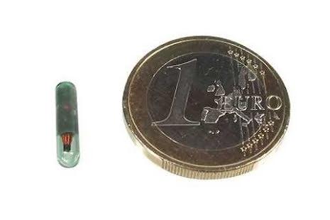 M-lock liten glasnyckel