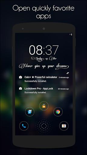Hi Locker screenshot 3