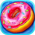 Crazy Donut Cooking Chef - Deep Fried Food Maker icon