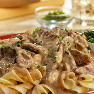 Beef Stroganoff With Sirloin Steak Recipes