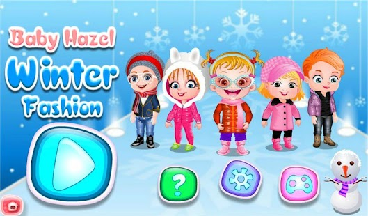 Baby Hazel Makeover Games- screenshot thumbnail