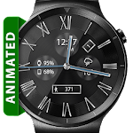 Classic Black HD Watch Face