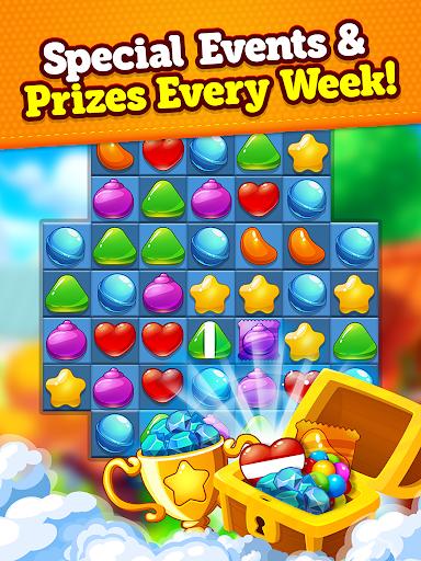 Candy Craze 2020: Match 3 Games Free New No Wifi apkmr screenshots 10