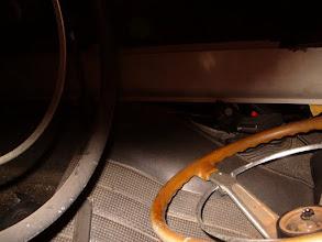 Photo: Das war der erste Blick in den Karmann.