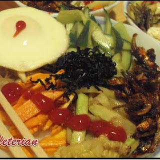 Bibimbap - Korean Mixed Meal