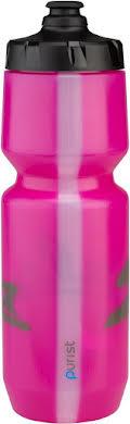 Salsa Purist Water Bottle: 26oz, Hot Pink alternate image 0