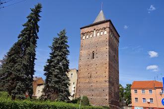 Photo: městská věž v Biala