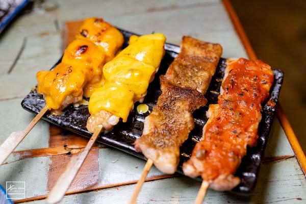 東京串燒。酒場|台北西門高CP值串燒~享受居酒屋與餐酒館美味饗宴