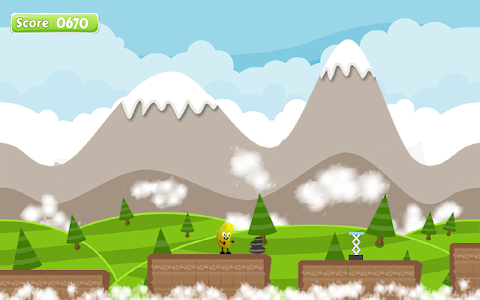 Banana Journey screenshot 1