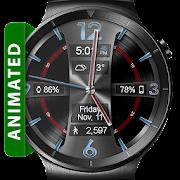 Avionic Depth HD WatchFace Widget & Live Wallpaper
