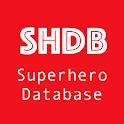 SHDB: Superhero Database icon