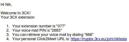 Personalisierte Click2Meet-URL Beispiel