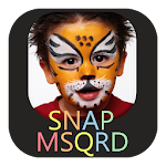 Mask & Stickers for Face Snap Icon