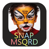 Mask & Stickers for Face Snap