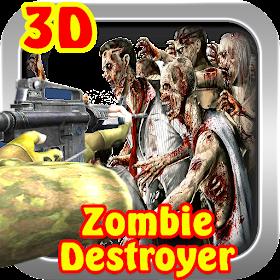 Зомби Разрушитель