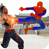 Superhero Kung Fu Karate Champion