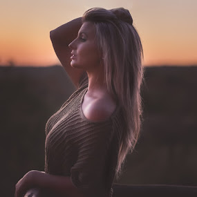sunset by IDG Photography - People Portraits of Women