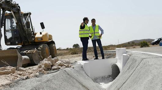 Más de un millón de euros para el 'Plan Almería' que mejorará la red viaria