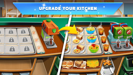 Cooking Fest : The Best Restaurant & Cooking Games screenshots 7