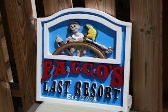 Photo: Beach House Signs, Carved 3D Signs, Move Props Movie Props and More...Check out http://www.nicecarvings.com