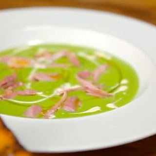 Ham Hock And Pea Soup.