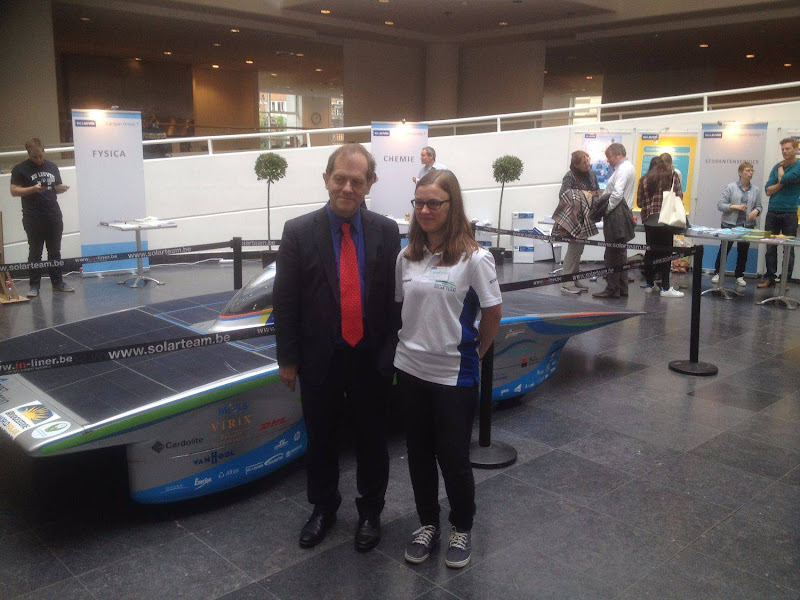 Events with our solar car