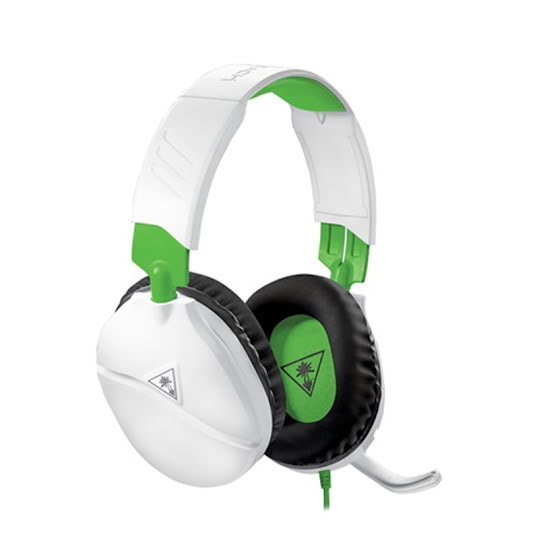 Turtle Beach Recon 70x Gaming Headset Xbox One, PS4, Nintendo Switch, PC & Mobile White