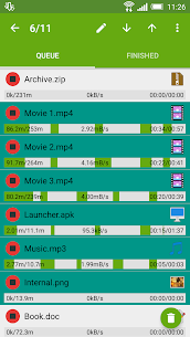 Advanced Download Manager Pro 5.1.2 build 51251 Cracked Apk 7