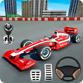 Formula 1 Car Parking: Car Parking Games