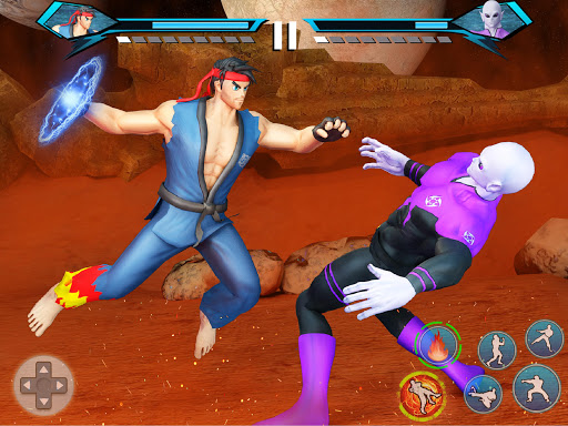 Karate king Fighting 2020: Super Kung Fu Fight 1.3.5 screenshots 7