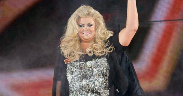 Gemma Collins is a 'white witch'
