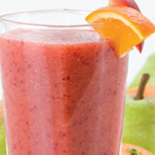Mixed Fruit Smoothie #SmoothieWorld