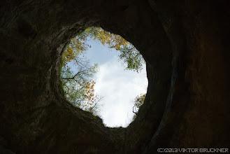 Photo: A Szelim barlang alján