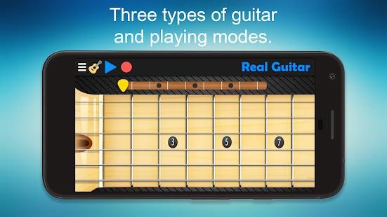 Real Guitar - Guitar Playing Made Easy  - AppRecs