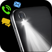 Flash on Call & SMS, Flash alerts Flashlight blink