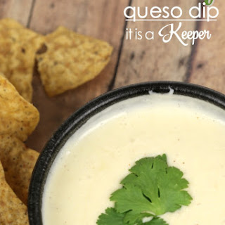 Easy Queso Dip.