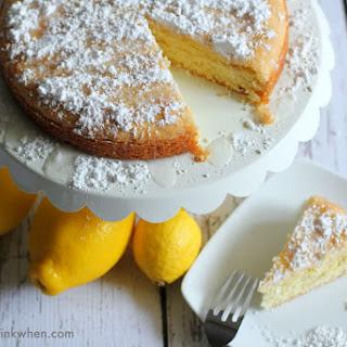 Delicious Lemon Cake Recipe