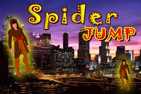 Spider Jump screenshot