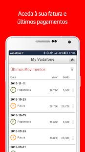My Vodafone Screenshot 4