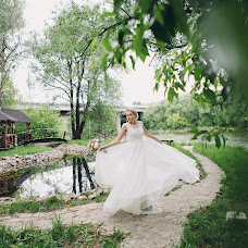 Wedding photographer Olga Cekhovaya (ponfi). Photo of 10.07.2018