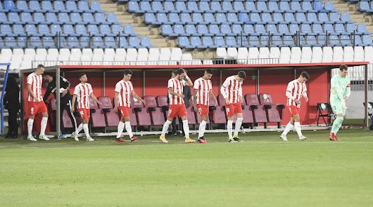 Así vio Tony Fernández el Almería-Mallorca