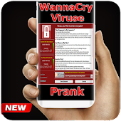 Fake Virus Screen Prank