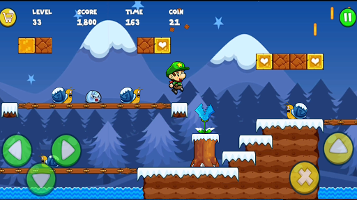 Bob's World - Super Run screenshot 13
