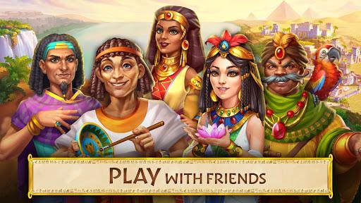 Jewels of Egypt: Match Game 1.6.600 screenshots 23