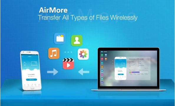 Airmore - See How to Transfer Files from Phone to PC with This App