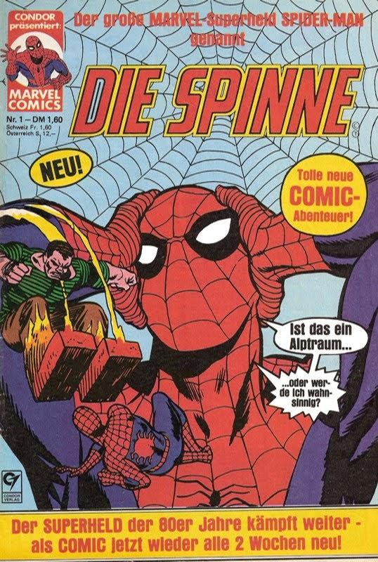 Die Spinne (1980) - komplett