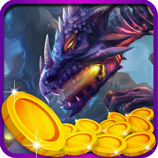 Castle Coin Pusher ✪ Age of Dragons