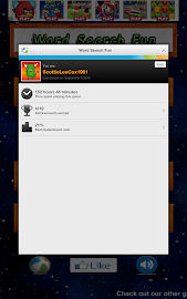 Word Search Fun Screenshot 16