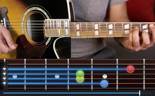 Coach Guitar: How to Play Easy Songs, Tabs, Chords 1.0.75 screenshots 7